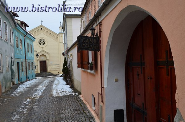 Casa Legend Sighisoara